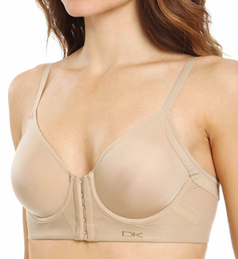 Donna Karan Sculpting Solutions Front Close Back Smoother Bra