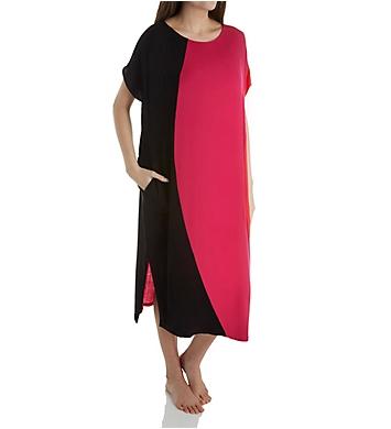 Donna Karan Sleepwear Calypso Caftan