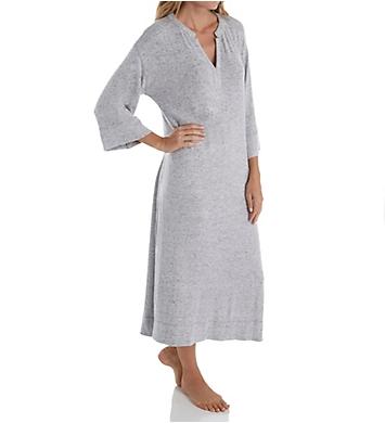 Donna Karan Sleepwear Sweater Jersey Caftan