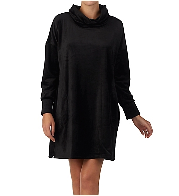 Donna Karan Sleepwear Opulence Cowlneck Sleepshirt