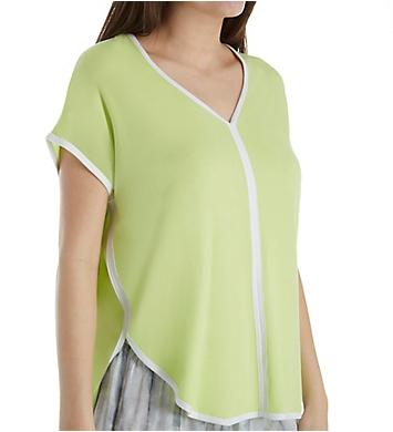 Donna Karan Sleepwear Zest Top