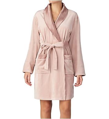Donna Karan Sleepwear Opulence Short Robe