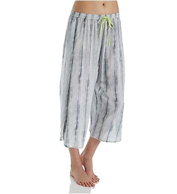 Donna Karan Sleepwear Zest Crop Pant
