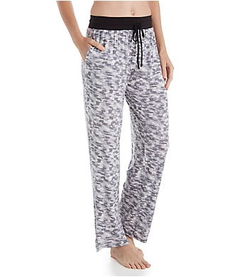 Donna Karan Sleepwear Graphic Pant