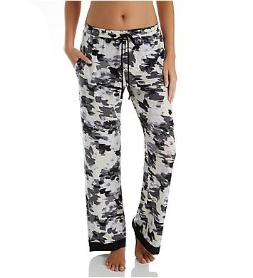 Donna Karan Sleepwear Pristine Floral Pant
