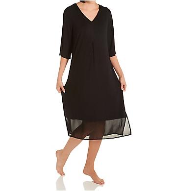 Donna Karan Sleepwear Classic Long Sleepshirt