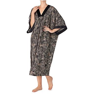 Donna Karan Sleepwear Champagne Caftan