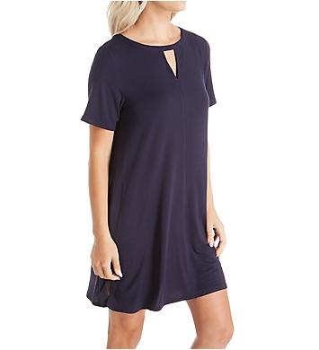 Donna Karan Sleepwear New Classic Sleepshirt with Keyhole