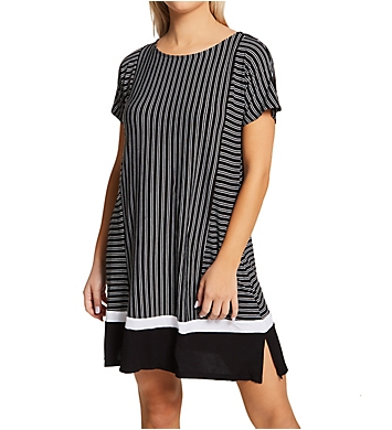 Donna Karan Sleepwear Short Sleepshirt