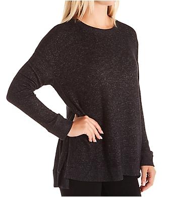 Donna Karan Sleepwear Long Sleeve Top