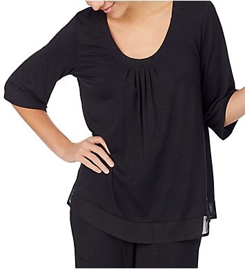 Donna Karan Sleepwear Classic Sleep Tee