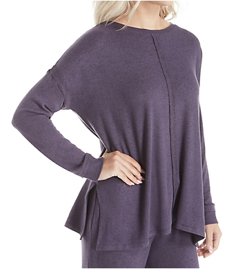 Donna Karan Sleepwear Cashmere Mist Sweater Top