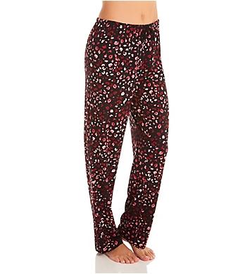 Donna Karan Sleepwear Leopard Pant