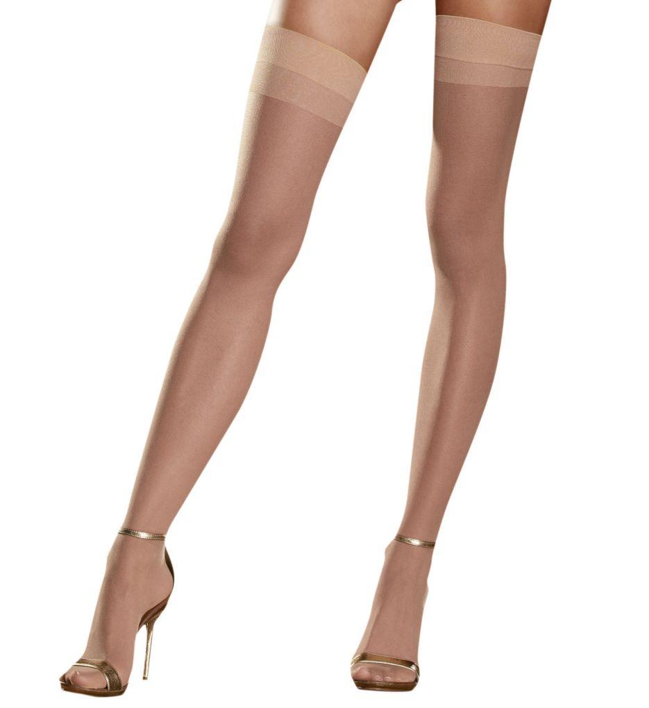 Dreamgirl Sheer Thigh High