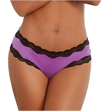 Dreamgirl Cheeky Panty with Criss-Cross Back