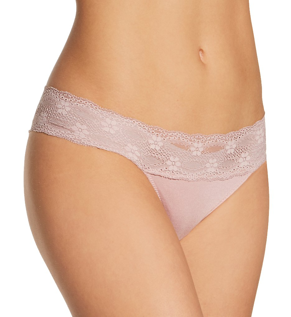 Eberjey - Eberjey A455X India Bikini Panty (Quartz L)