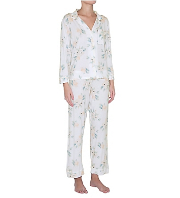 Eberjey Mother's Blossom Long PJ Set
