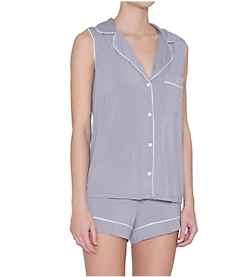 Eberjey Gisele Sleeveless Short PJ Set
