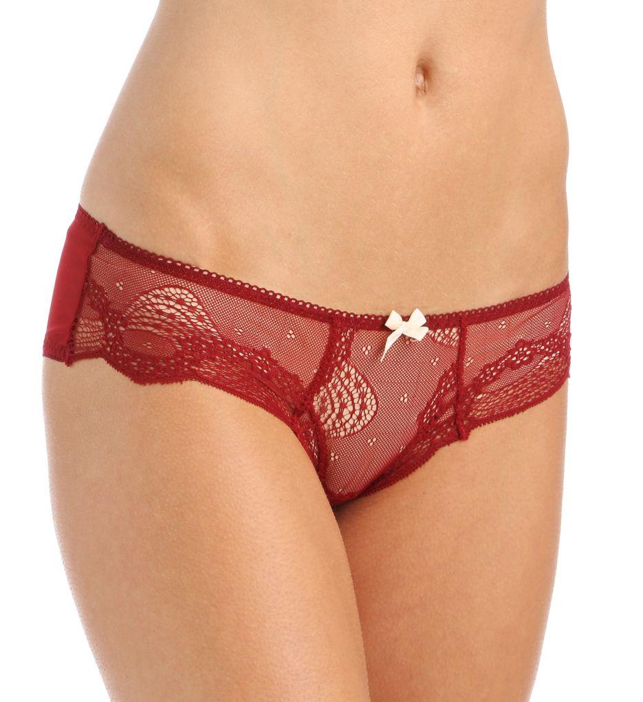 Eberjey Estelle Cinched Hipster Panty