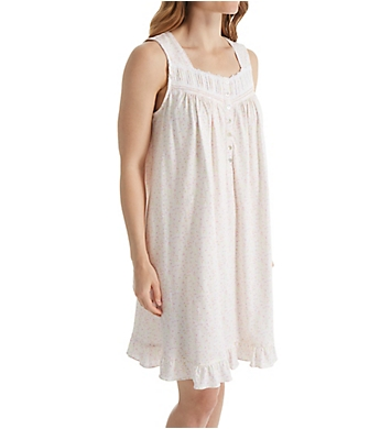 Eileen West Confetti Short Nightgown
