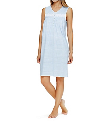 Eileen West Geo Short Nightgown
