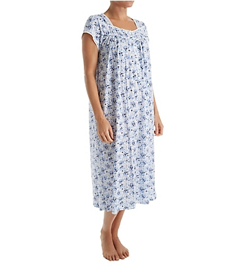 Eileen West Waltz Cap Sleeve Nightgown