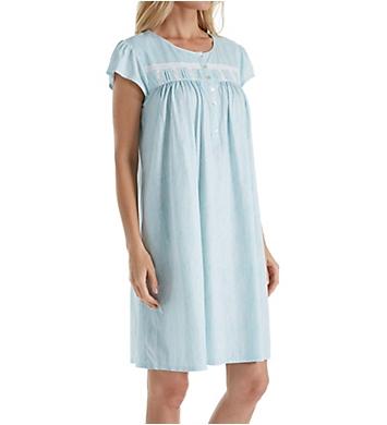 Eileen West Seaglass Short Nightgown