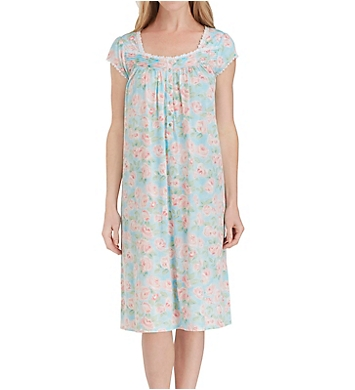 Eileen West Country Roses Modal Waltz Nightgown