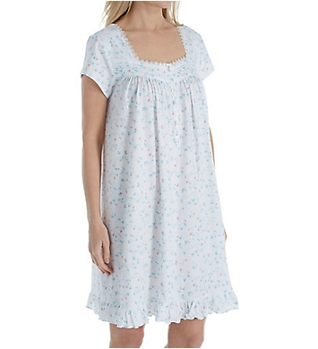 Eileen West Happy Day Jersey Short Nightgown