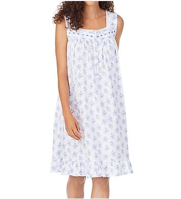 Eileen West 100% Cotton Jersey Short Nightgown