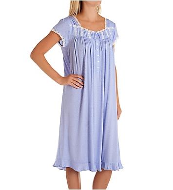 Eileen West Modal Cap Sleeve Waltz Nightgown