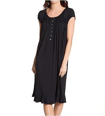 Eileen West Embroidered Modal Waltz Nightgown