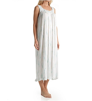 Eileen West Multi Floral Modal Ballet Nightgown