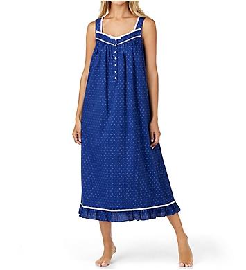 Eileen West Sail Away Cotton Woven Ballet Nightgown