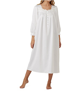 Eileen West Brushed Back Satin Ballet Nightgown