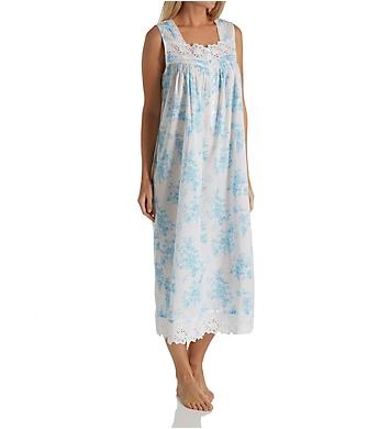 Eileen West Seaglass Cotton Lawn Ballet Nightgown