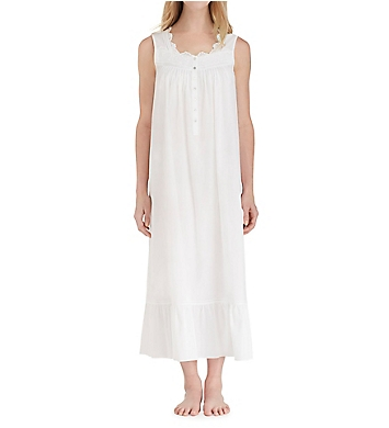 Eileen West Watercolor Floral Ballet Nightgown