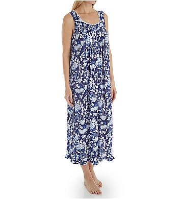Eileen West Night Blue Modal Ballet Nightgown