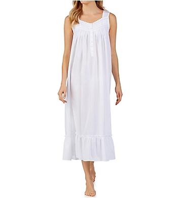 Eileen West Sheer Stripe Ballet Nightgown