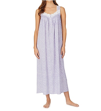 Eileen West Rayon Etched Tapestry Ballet Nightgown