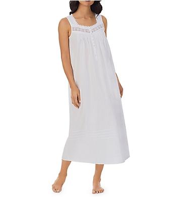 Eileen West 100% Cotton Stripe Ballet Gown