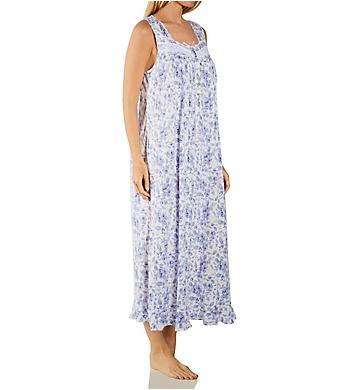 Eileen West Cotton Modal Jersey Knit Long Gown