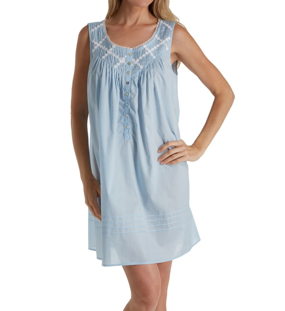 Eileen West Everyday Sleeveless Short Chemise