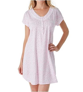 Eileen West Essential Short Nightgown