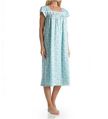 Eileen West Seaglass Jersey Ballet Nightgown