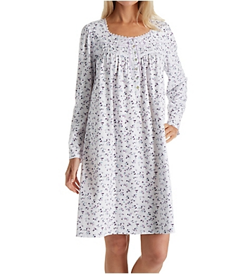 Eileen West Cotton Jersey Short Nightgown