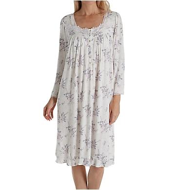 Eileen West Rose Bouquet Modal Waltz Nightgown