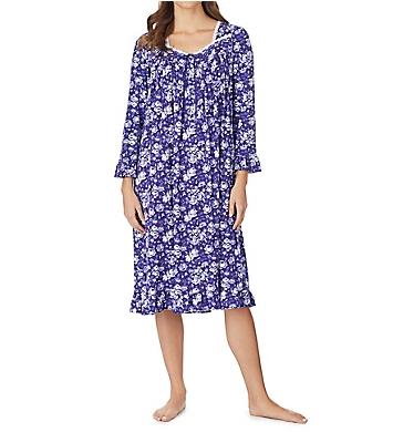 Eileen West Modal Jersey Knit Waltz Nightgown