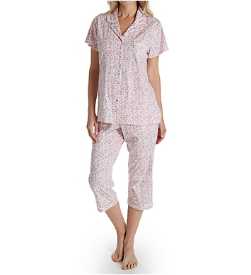 Eileen West Ditsy Capri PJ Set