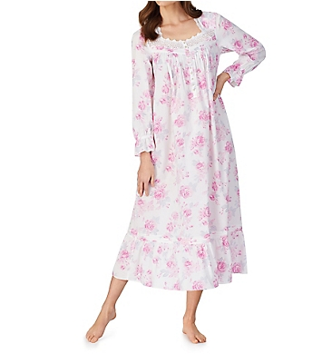 Eileen West 100% Cotton Woven Ballet Button Front Robe